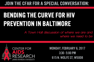Bending the Curve for HIV Prevention in Baltimore