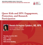 Queer Kids and HIV: Engagement, Protection and Research Participation - Image