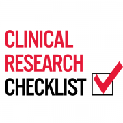 Clinical Research Checklist - text