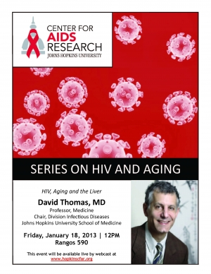 Aging, HIV and Viral Hepatitis