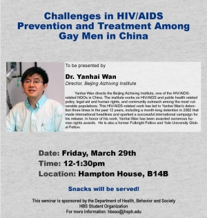 Challenges in HIV/AIDS Prevention and Treatment Among Gay Men in China