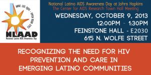 Recognizing the Need for HIV Prevention and Care in Emerging Latino Communities