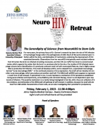 NeuroHIV Retreat 2013 - Image