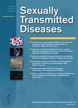Impact of providing pre-exposure prophylaxis for HIV at clinics for sexually transmitted infections