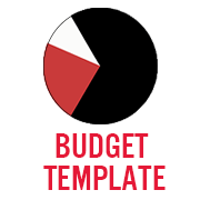 Budget Form - text